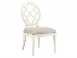 Hilton Head Furniture - John Kilmer Fine Interiors   Mill Creek Side Chair 1