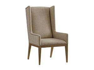 Hilton Head Furniture - John Kilmer Fine Interiors   Milton Host Chair