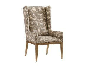 Hilton Head Furniture - John Kilmer Fine Interiors   Milton Host Chair2