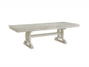 Hilton Head Furniture - John Kilmer Fine Interiors   Montauk Rectangular Dining Table