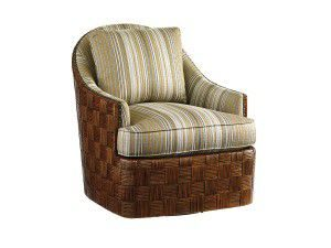 Hilton Head Furniture Store - Nagano Swivel Chair