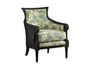 Hilton Head Furniture - John Kilmer Fine Interiors   Nassau Chair