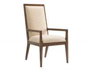 Hilton Head Furniture Store -  Natori Slat Back Arm Chair 1