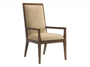 Hilton Head Furniture - John Kilmer Fine Interiors   Natori Slat Back Arm Chair3 1