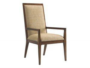 Hilton Head Furniture Store -  Natori Slat Back Arm Chair3 1