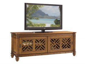 Hilton Head Furniture - John Kilmer Fine Interiors   Nevis Media Console