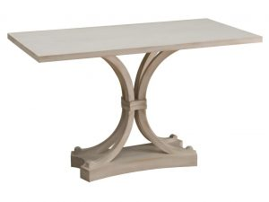 Hilton Head Furniture - John Kilmer Fine Interiors   Nicole Pedestal Table 1