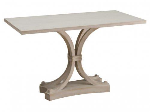 Hilton Head Furniture Store -  Nicole Pedestal Table 1