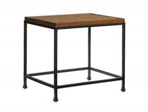 Hilton Head Furniture - From John Kilmer Fine Interiors - Ocean Reef End Table 1