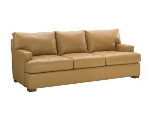 Hilton Head Furniture - John Kilmer Fine Interiors   Osaka Leather Sofa 1