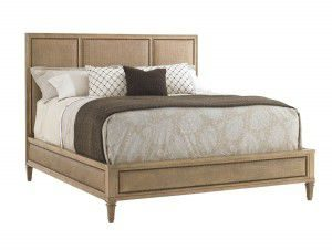 Hilton Head Furniture - John Kilmer Fine Interiors   Pacific Grove Bed