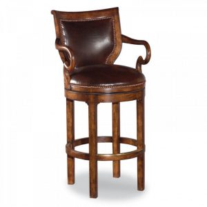 Hilton Head Furniture - John Kilmer Fine Interiors   Paddington Counter Stool 1