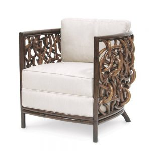 Hilton Head Furniture - John Kilmer Fine Interiors   Palecek Auburn Lounge Chair 1