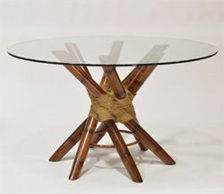 Hilton Head Furniture - John Kilmer Fine Interiors   Palecek Hillside Table 1