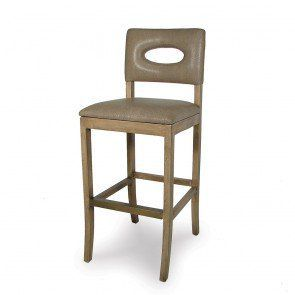 Hilton Head Furniture Store - Palecek Medford Upholstered 30 In. Barstool Select