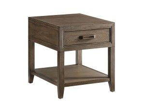 Hilton Head Furniture - From John Kilmer Fine Interiors - Pearce End Table