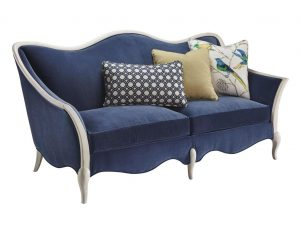 Hilton Head Furniture - John Kilmer Fine Interiors   Philomena Sofa 1