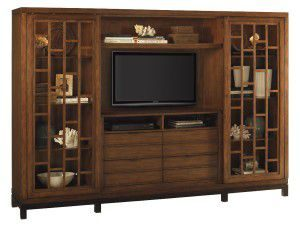 Hilton Head Furniture - John Kilmer Fine Interiors   Point Break Entertainment Chest 1