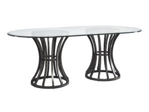 Hilton Head Furniture - John Kilmer Fine Interiors   Prescot Dining Table 1