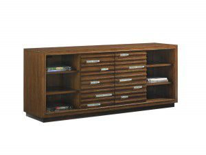 Hilton Head Furniture - John Kilmer Fine Interiors   Princeville Media Console 1