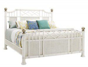 Hilton Head Furniture - John Kilmer Fine Interiors   Pritchards Bay Panel Bed 1 Pritchards Bay Panel Bed 1