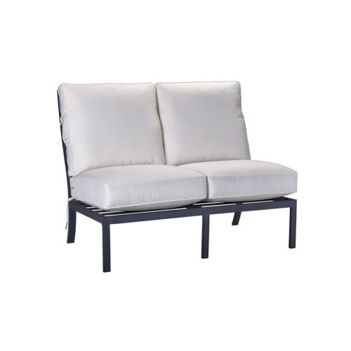 Hilton Head Furniture - John Kilmer Fine Interiors   Raleigh Armless Loveseat 1 Raleigh Armless Loveseat 1