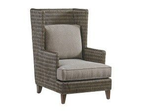 Hilton Head Furniture - John Kilmer Fine Interiors   Randall Chair