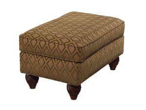 Hilton Head Furniture Store -  Regatta Ottoman