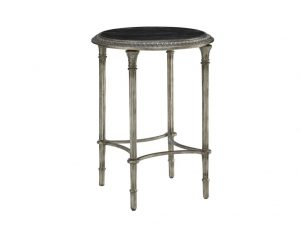 Hilton Head Furniture - John Kilmer Fine Interiors   Round Metal Table 1