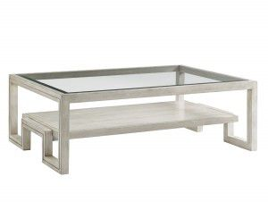 Hilton Head Furniture - John Kilmer Fine Interiors   Saddlebrook Rectangular Cocktail Table Saddlebrook Rectangular Cocktail Table