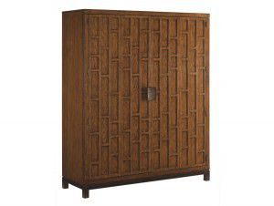 Hilton Head Furniture - John Kilmer Fine Interiors   Samoa Gentlemans Chest 1