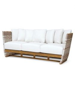 Hilton Head Furniture - John Kilmer Fine Interiors   San Martin Outdoor Sofa 1