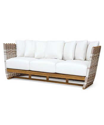 Hilton Head Furniture - John Kilmer Fine Interiors   San Martin Outdoor Sofa 1 San Martin Outdoor Sofa 1