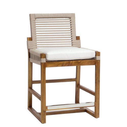 Hilton Head Furniture - John Kilmer Fine Interiors   San Martin Stool 1 San Martin Stool 1