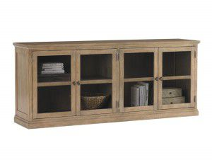 Hilton Head Furniture - John Kilmer Fine Interiors   Sausalito Glass Door Stacking Unit Sausalito Glass Door Stacking Unit