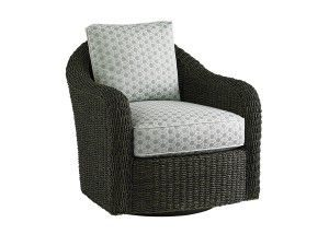 Hilton Head Furniture - John Kilmer Fine Interiors   Seabury Swivel Chair