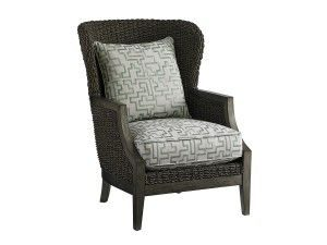 Hilton Head Furniture - John Kilmer Fine Interiors   Seaford Chair