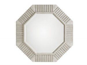 Hilton Head Furniture - John Kilmer Fine Interiors   Selden Octagonal Mirror