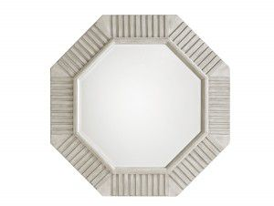 Hilton Head Furniture Store -  Selden Octagonal Mirror