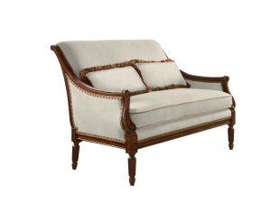 Hilton Head Furniture Store - Fine Furniture Design Protege Upholstery Settee