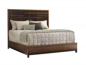 Hilton Head Furniture Store - Shanghai Panel Bed