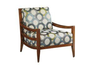 Hilton Head Furniture - John Kilmer Fine Interiors   Singapore Chair 1