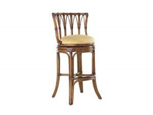 Hilton Head Furniture - John Kilmer Fine Interiors   South Beach Swivel Bar Stool
