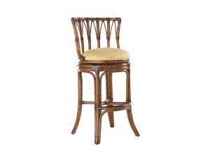 Hilton Head Furniture - John Kilmer Fine Interiors   South Beach Swivel Bar Stool South Beach Swivel Bar Stool