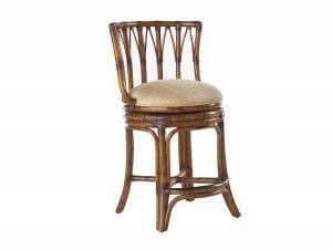 Hilton Head Furniture - John Kilmer Fine Interiors   South Beach Swivel Counter Stool