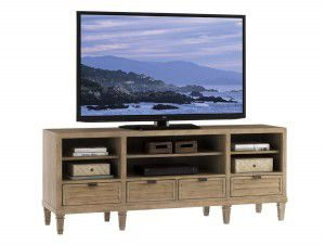 Hilton Head Furniture - From John Kilmer Fine Interiors - Spanish Bay Entertainment Console