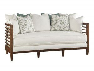 Hilton Head Furniture - John Kilmer Fine Interiors   St Lucia Sofa 1