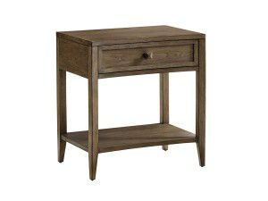Hilton Head Furniture - John Kilmer Fine Interiors   Stevenson Open Nightstand