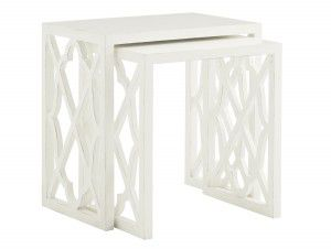 Hilton Head Furniture - John Kilmer Fine Interiors   Stovell Ferry Nesting Tables 1 Stovell Ferry Nesting Tables 1