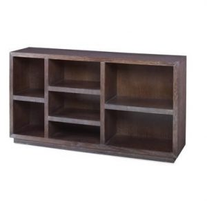 Hilton Head Furniture - John Kilmer Fine Interiors   Studio Bookcase Right 1